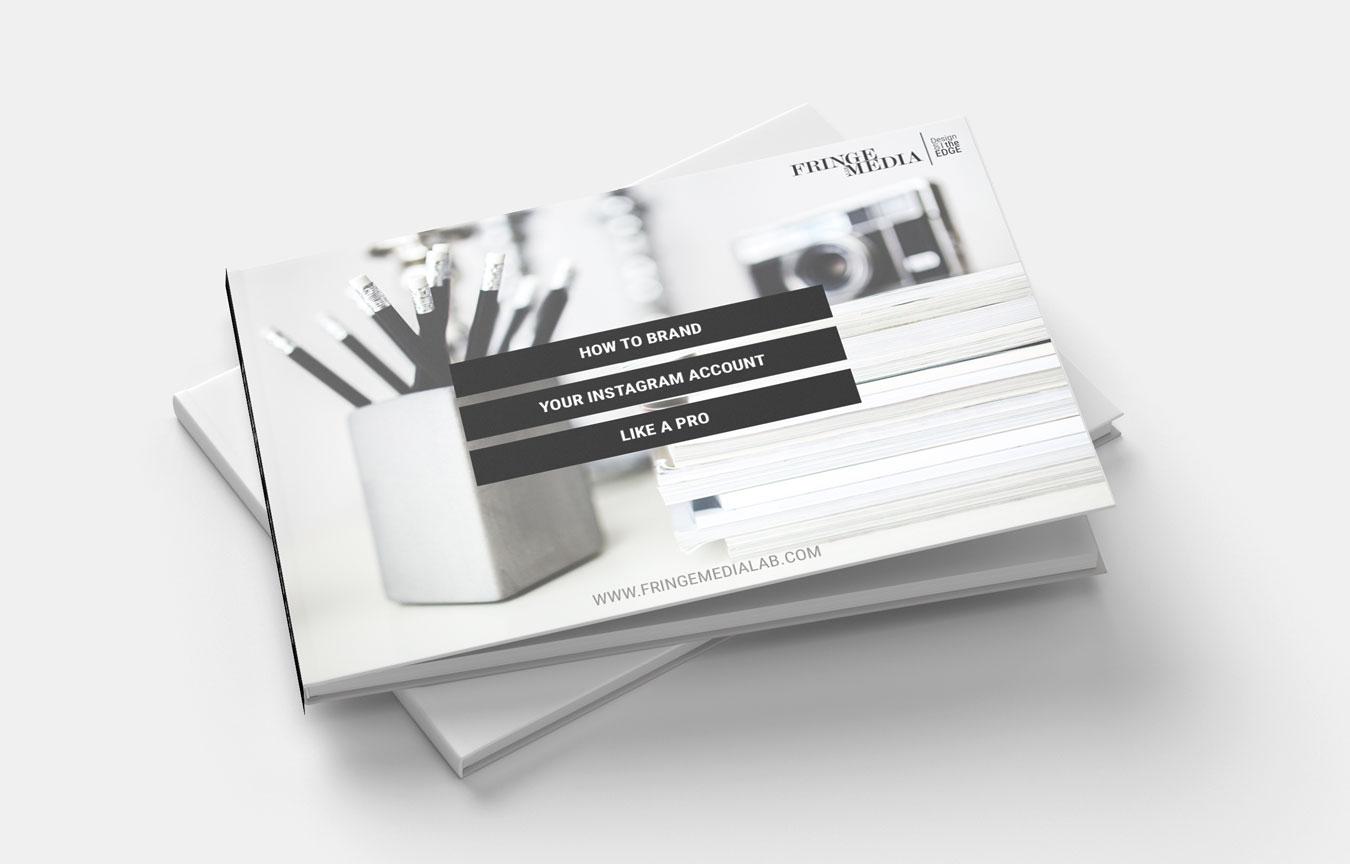 How To Brand Your Instagram Bundle Free Ebook Fringe Media Lab