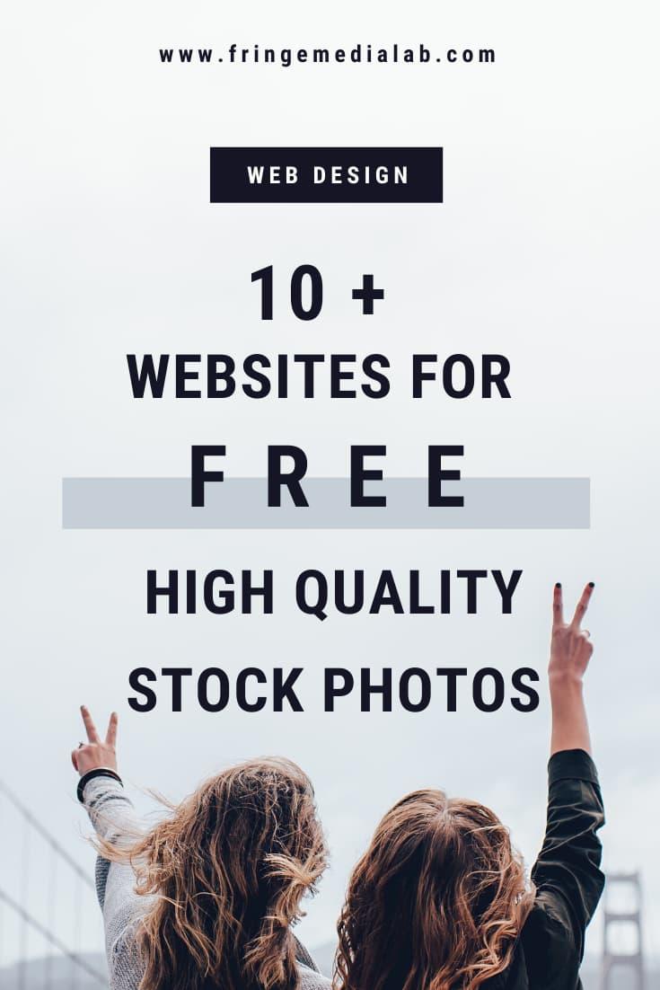 Websites For Free High Quality Stock Photos Fringe Media Lab